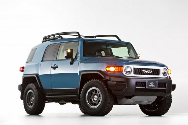 Toyota FJ Cruiser Ultimate 2 600x399 at Toyota FJ Cruiser Killed Off with Trail Teams Ultimate Edition