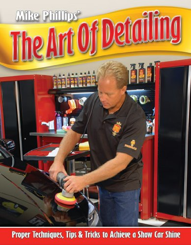art of detailing at Top 10 Christmas Gifts for Car Lovers