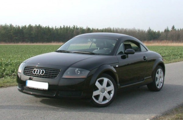 1998 Audi TT 600x396 at Audi Quattro, a Legendary Name in the Car Industry