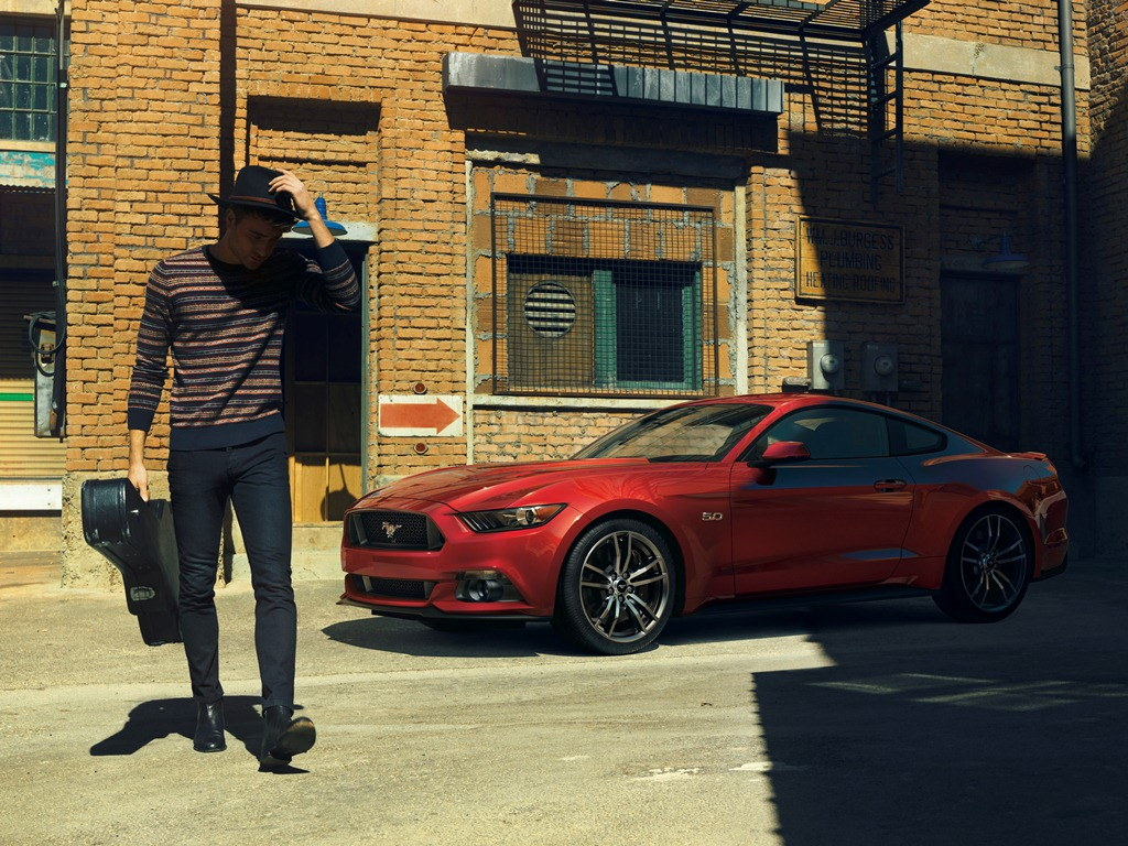 2015 Ford Mustang In Need For Speed Movie