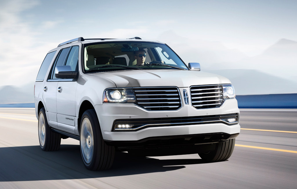 2015 Lincoln Navigator at 2015 Lincoln Navigator Officially Unveiled