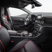 2015 Mercedes GLA45 AMG 6 175x175 at 2015 Mercedes GLA45 AMG Revealed Ahead of NAIAS