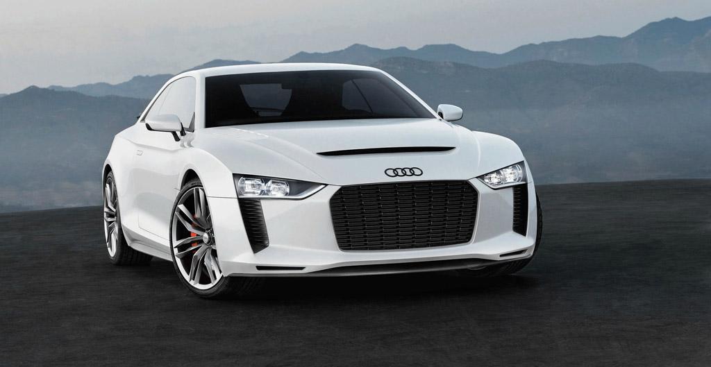 Audi Quattro 2013 at Audi Quattro, a Legendary Name in the Car Industry