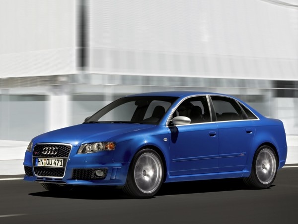 Audi RS4 2005 600x450 at Audi Quattro, a Legendary Name in the Car Industry