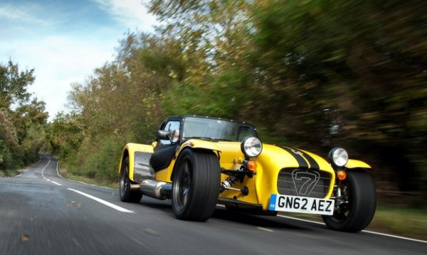 Caterham Supersport 600x359 at Superformance Brings Caterham to America