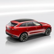 Jaguar C X17 Red 6 175x175 at Jaguar C X17 SUV Shows Up at Brussels Auto Show in Red