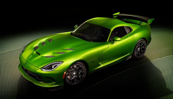 Stryker Green SRT Viper 1 600x343 at Stryker Green SRT Viper Revealed with GT Package