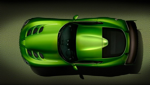 Stryker Green SRT Viper 2 600x342 at Stryker Green SRT Viper Revealed with GT Package