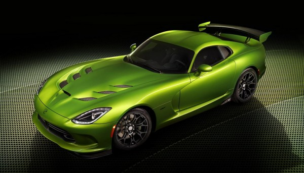 Stryker Green SRT Viper NAIAS 2 600x343 at Show Debut for Stryker Green SRT Viper: NAIAS 2014