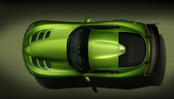 Stryker Green SRT Viper NAIAS 3 600x342 at Show Debut for Stryker Green SRT Viper: NAIAS 2014