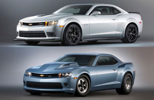 First Z28 And Copo Camaro To Be Auctioned For Charity