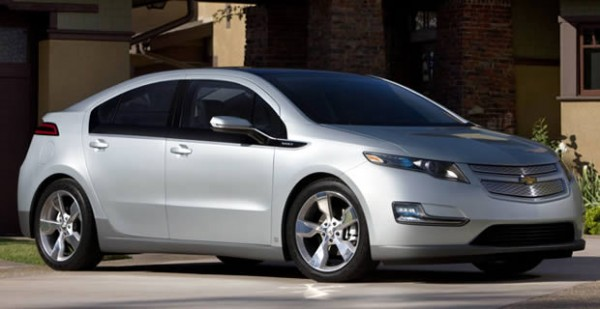 chevrolet volt 600x309 at Top Ten Economical Cars of 2014