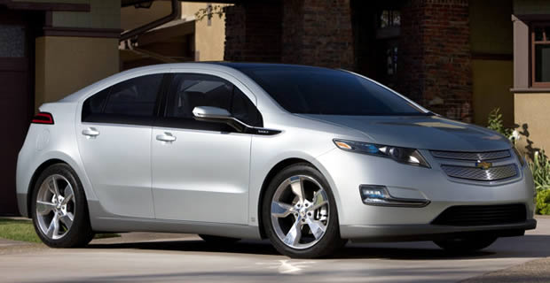 chevrolet volt at Top Ten Economical Cars of 2014
