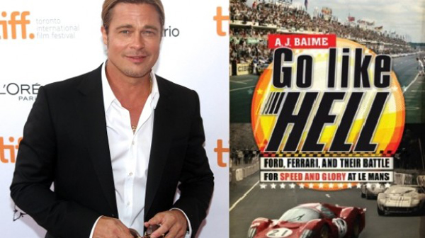 pitt1 at Cruise And Pitt To Star In Adaption: Go Like Hell