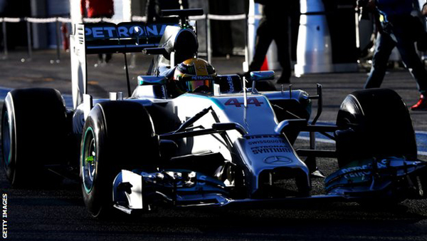 ugly9 at F1 2014: The Year Of The Pinocchio Cars