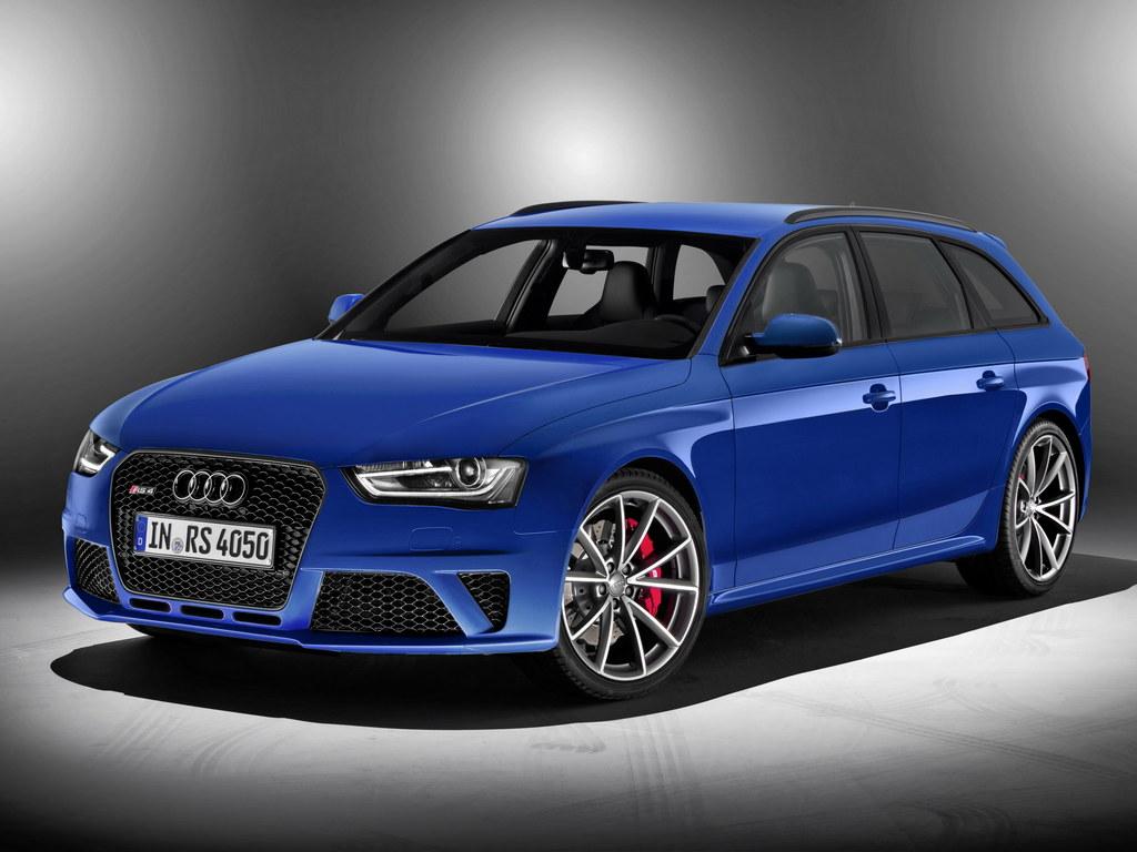 Audi RS4 Avant Nogaro Celebrates RS Family