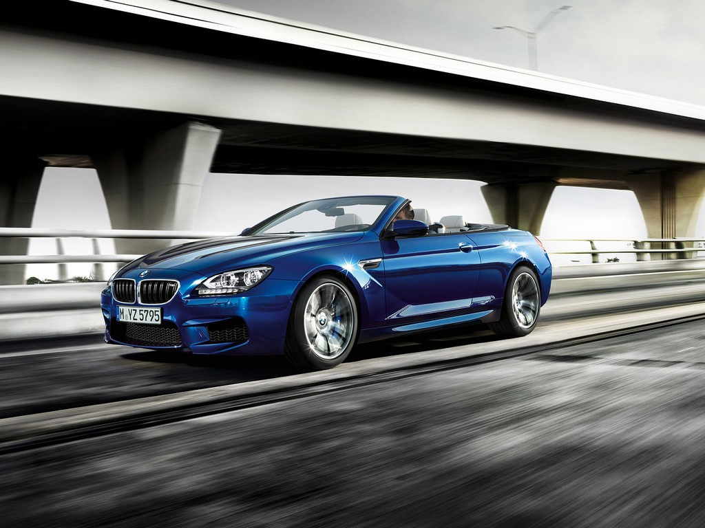 """BMW M6 Convertible at 40 Years of BMW """"M"""" History"""