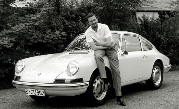 Ferdinand Alexander Porsche 600x365 at Ferdinand Alexander Porsche, Creator of a Legend, the Porsche 911