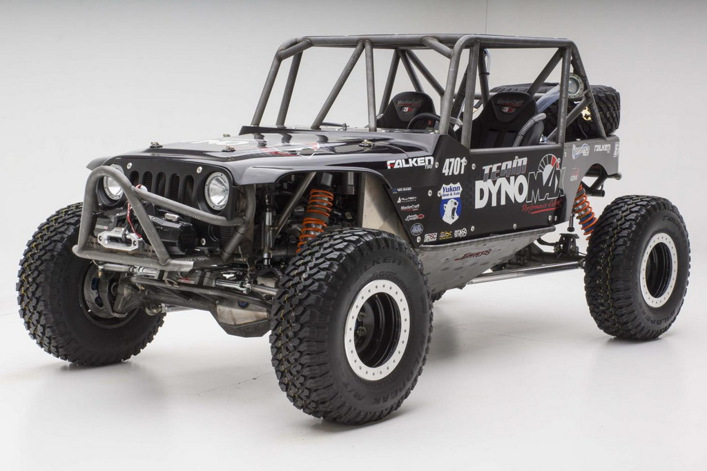 Mopar At 2014 Griffin King Of The Hammers Off Road Race