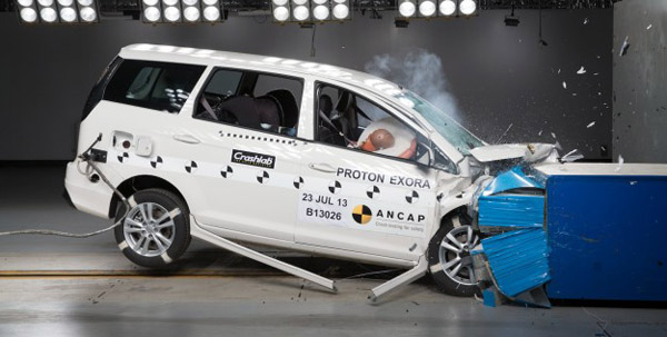 Offset tests at All You Need to Know About Crash Tests