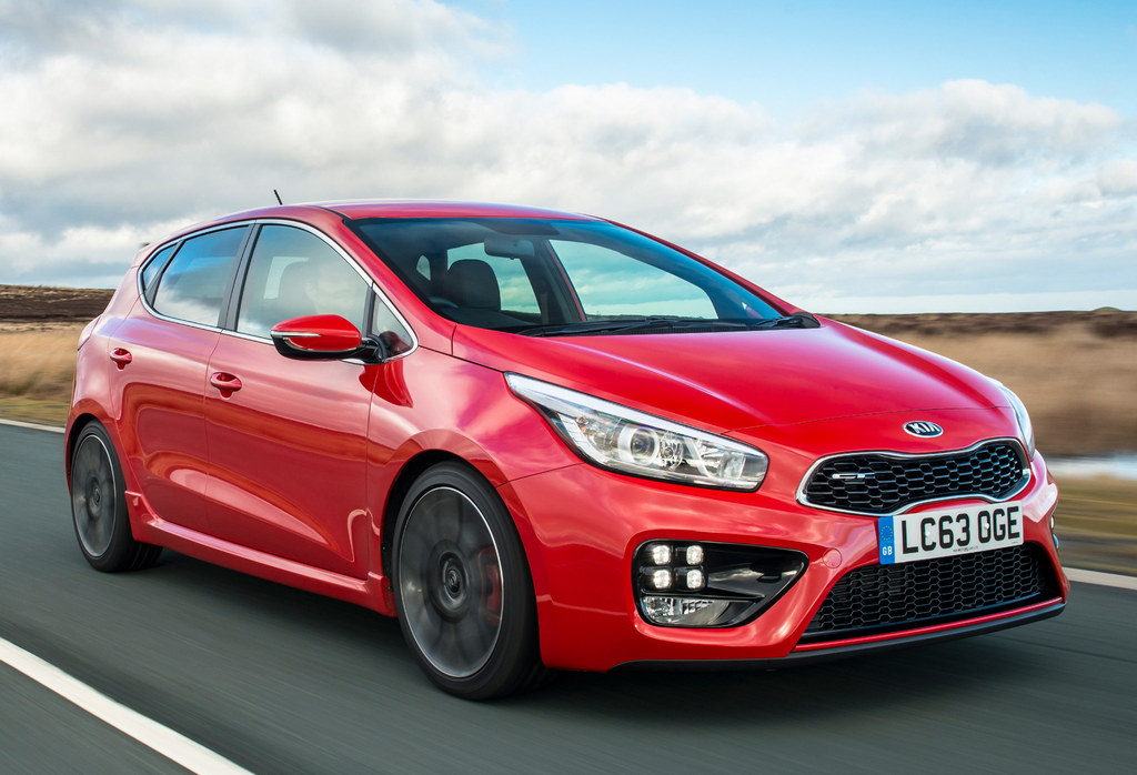 Kia Ceed Engine >> Kia Ceed GT UK Pricing Confirmed