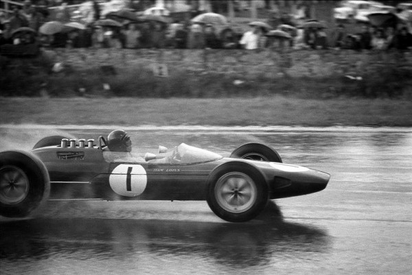 1963 Belgian Grand Prix 600x401 at Most Exciting Wet Races in Formula One History