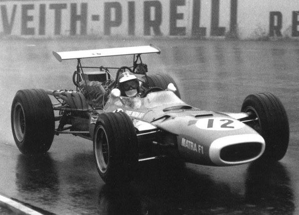 1968 German Grand Prix 600x431 at Most Exciting Wet Races in Formula One History