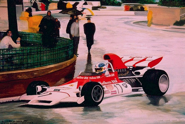 1972 Monaco Grand Prix at Most Exciting Wet Races in Formula One History