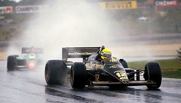 1985 Portuguese Grand Prix at Most Exciting Wet Races in Formula One History