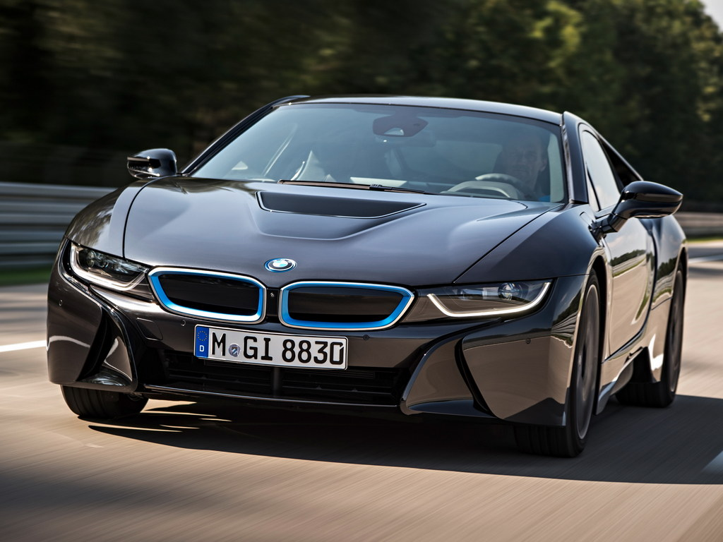 2014 Bmw I8 Final Specs 360 Hp And 135 Mpg