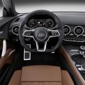 2015 Audi TT Official 14 175x175 at Geneva 2014: 2015 Audi TT Unveiled