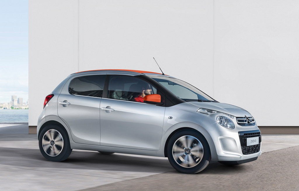 2015 Citroen C1 Priced From 8245 In The Uk