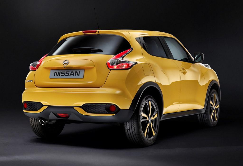 Geneva 2014: 2015 Nissan Juke