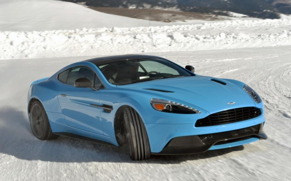 Aston Martin Ice Driving Program 0 600x374 at Aston Martin Ice Driving Program Launches in America