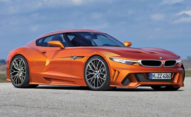 Nissan March Tuning >> BMW-Toyota Sports Car: First Details Revealed