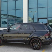 Brabus Mercedes ML63 AMG 1 175x175 at Brabus Mercedes ML63 AMG with 700 Horsepower