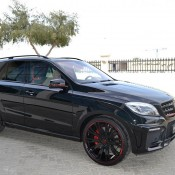 Brabus Mercedes ML63 AMG 2 175x175 at Brabus Mercedes ML63 AMG with 700 Horsepower