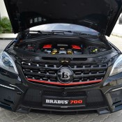Brabus Mercedes ML63 AMG 3 175x175 at Brabus Mercedes ML63 AMG with 700 Horsepower
