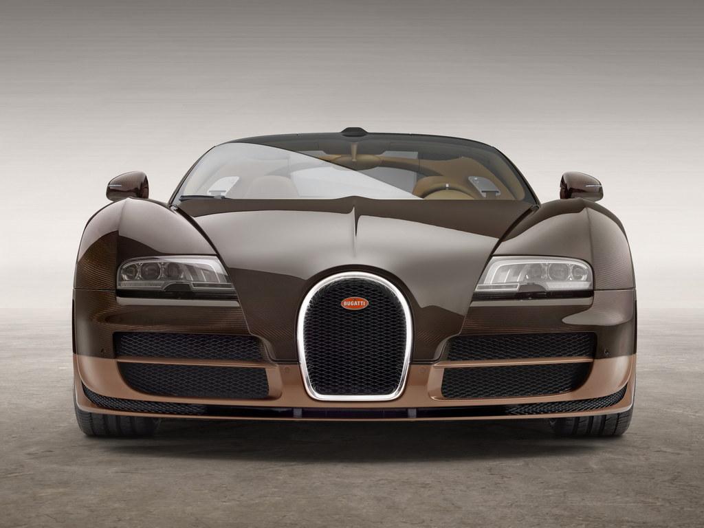 Geneva 2014 Bugatti Veyron Rembrandt