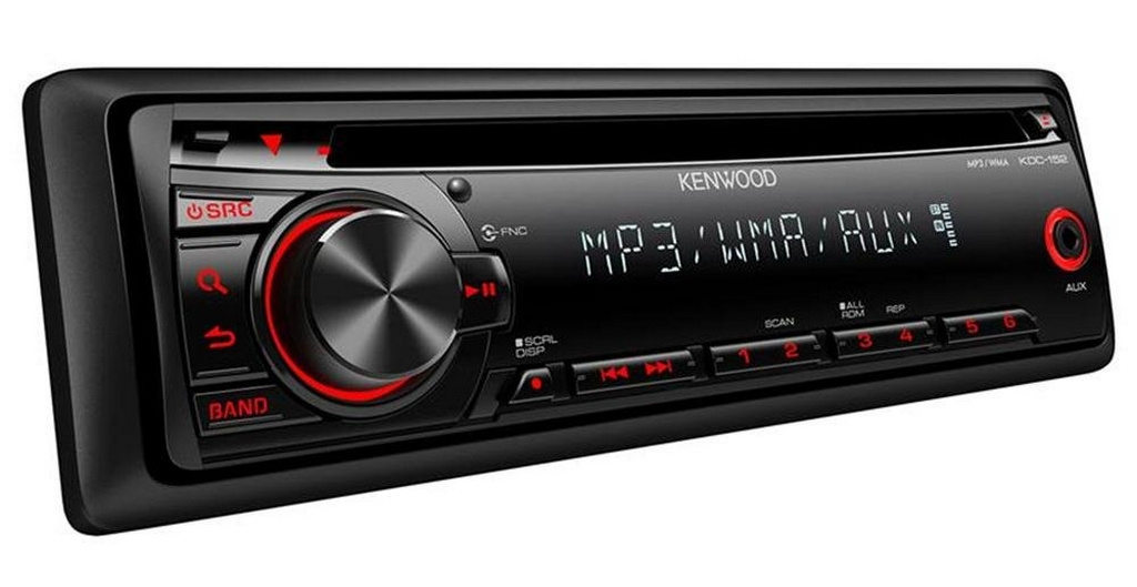 CD player at 10 Features We Won't See on Tomorrow's Cars