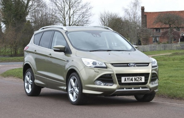 Ford Kuga Titanium X Sport 2 600x385 at What are the Best Family Cars?