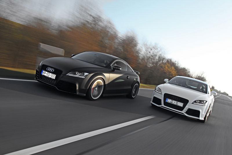 HPerformance Audi TT RS Duo with 1,000 Horsepower