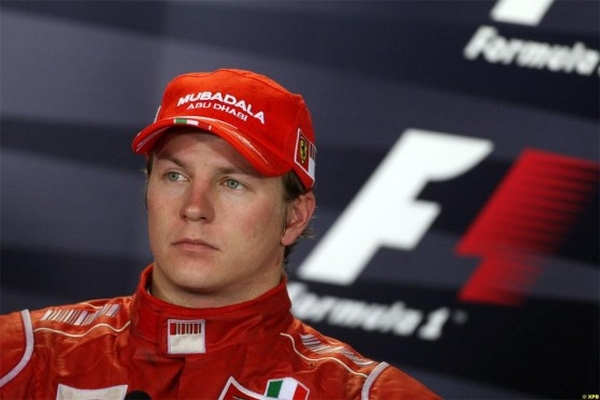 Kimi Raikkonen1 at Formula One Champions that Weren't Favorites Before the Last Race of the Season