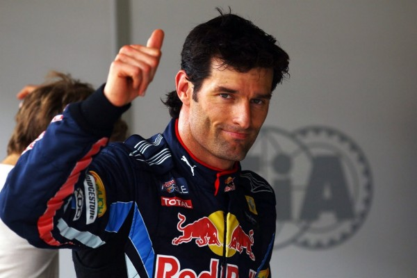 Mark Webber 600x400 at 10 Longest Point Scoring Streaks in Formula One