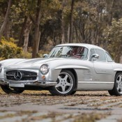 Mercedes 300 SL Gullwing AMG V8 1 175x175 at 1954 Mercedes 300 SL Gullwing AMG V8 Up for Grabs