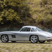 Mercedes 300 SL Gullwing AMG V8 2 175x175 at 1954 Mercedes 300 SL Gullwing AMG V8 Up for Grabs