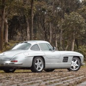 Mercedes 300 SL Gullwing AMG V8 3 175x175 at 1954 Mercedes 300 SL Gullwing AMG V8 Up for Grabs