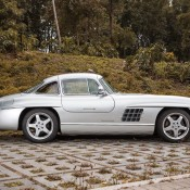 Mercedes 300 SL Gullwing AMG V8 4 175x175 at 1954 Mercedes 300 SL Gullwing AMG V8 Up for Grabs