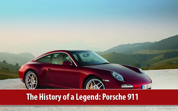 Porsche 911 Wallpaper at The History of a Legend: Porsche 911