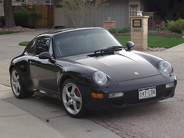 Porsche 993 911 at The History of a Legend: Porsche 911